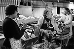 Casual seasonal factory work, vegetable packing. Wisbech Cambridgeshire UK.