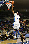 UK guard A'dia Mathies makes a layup during the first half of the UK Women's basketball game against Southern Miss on 11/19/11 in Lexington, KY. Photo by Quianna Lige | Staff