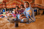 Tuareg children, Mali