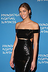 Samantha Gradoville Wearing Kaufmanfranco at the Foundation Fighting Blindness World Gala Held at Cipriani downtown located at 25 Broadway