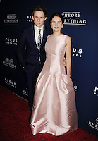 """OCT 28 """"The Theory Of Everything"""" - Los Angeles Premiere"""