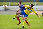 Cowdenbeath v St Johnstone 21.07.12