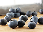 British fruit  - Blueberry