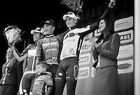 Brabantse Pijl 2012.Leuven-Overijse: 195,7km..podium trio