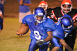 Water Valley vs. Coffeeville in middle school football action in Water Valley, Miss. on Tuesday, Sept. 20, 2011.