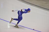 SPEEDSKATING: CALGARY: 15-11-2015, Olympic Oval, ISU World Cup, Brittany Bowe, ©foto Martin de Jong