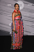 LONDON, UK. December 4, 2016: Terry Pheto at the British Independent Film Awards 2016 at Old Billingsgate, London.<br /> Picture: Steve Vas/Featureflash/SilverHub 0208 004 5359/ 07711 972644 Editors@silverhubmedia.com