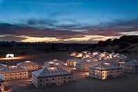 Tented camp Libyan Sahara