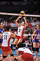 Yoshie Takeshita (JPN), .MAY 27, 2012 - Volleyball : FIVB the Women's World Olympic Qualification Tournament for the London Olympics 2012, between Japan 2-3 Serbia at Tokyo Metropolitan Gymnasium, Tokyo, Japan. (Photo by Jun Tsukida/AFLO SPORT) [0003].