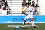 14 December 2014: Virginia's Nick Corriveau. The University of Virginia Cavaliers played the University of California Los Angeles Bruins at WakeMed Stadium in Cary, North Carolina in the 2014 NCAA Division I Men's College Cup championship match. Virginia won the championship by winning the penalty kick shootout 4-2 after the game ended in a 0-0 tie after overtime.