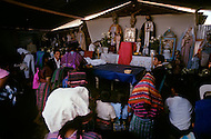 On February 4, 1976, Guatemala was struck by a major 7.5 magnitude earthquake, which contributed to the high death toll of 23.000 and about 80.000 wounded. It  happened during the night and most adobe type houses in mountain villages collapsed. The catholic faith provided great support and relief during the tragic event.