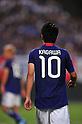 Shinji Kagawa (JPN), AUGUST 10, 2011 - Football / Soccer : KIRIN Challenge Cup 2011 match between Japan 3-0 KOREA at Sapporo Dome, Hokkaido, Japan. (Photo by Atsushi Tomura/AFLO SPORT) [1035]