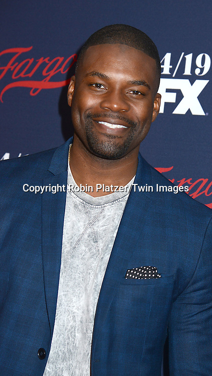 Amin Joseph attends FX's 2017 All-Star Upfront on  April 6, 2017 at SVA Theater in New York, New York, USA. <br /> <br /> photo by Robin Platzer/Twin Images<br />  <br /> phone number 212-935-0770