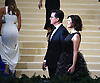 Stephen Colbert and wife attend the Costume Institute Gala at the Metropolitan Museum of Art honoring Rei Kawakubo/ Comme des Garcons: Art of the In-Between on May 1, 2017 in New York, New York, USA. <br /> <br /> photo by Robin Platzer/Twin Images<br />  <br /> phone number 212-935-0770