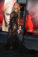 HOLLYWOOD, CA - APRIL 18: Kara Del Toro at the premiere of 'Unforgettable' at the TCL Chinese Theatre on April 18, 2017 in Hollywood, California. <br /> CAP/MPI/DE<br /> &copy;DE/MPI/Capital Pictures