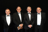 The McGuinness brothers. Wellington Gold Awards at TSB Bank Arena, Wellington, New Zealand on Thursday, 9 July 2015. Photo: Dave Lintott / lintottphoto.co.nz