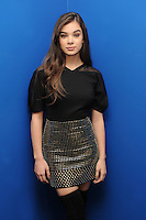 FORT LAUDERDALE, FL - OCTOBER 26: Hailee Steinfeld visits Radio Station Y-100 on October 26, 2016 in Fort Lauderdale, Florida. Credit: mpi04/MediaPunch