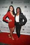 EQ Enterprises Eunice Quiñones and Aissata Attend EQ Enterprises and Manhattan Motorcars Presents: NY Fashion Week Kickoff Event: Vilchez Fashions Presentation at The Bryant Park Hotel, NY    2/10/12