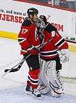 November 1, 2008: Atlanta Thrashers at New Jersey Devils