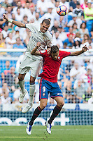 Real Madrid and Club Atletico Osasuna