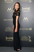 LOS ANGELES - APR 28:  Emily Calandrelli at the 44th Creative Daytime Emmy Awards at the Pasadena Civic Auditorium on April 28, 2017 in Pasadena, CA