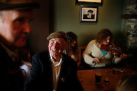 Willie Clancy Irish music festival. Miltown Malbay County Clare, Ireland.