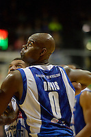 Bryan Davis in action during the NBL Final Four - Saints v Giants at TSB Bank Arena, Wellington, New Zealand on Friday 4 July 2014. <br /> Photo by Masanori Udagawa. <br /> www.photowellington.photoshelter.com.