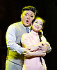 Thunderstorm <br /> by MO Fan <br /> based on the drama by Cao Yu <br /> Shanghai Opera House at The London Coliseum, London, Great Britain <br /> rehearsal <br /> 10th August 2016 <br /> <br /> <br /> <br /> Han Peng as Zhou Ping <br /> <br /> Ji Yunhui as Sifeng <br /> <br /> <br /> <br /> Photograph by Elliott Franks <br /> Image licensed to Elliott Franks Photography Services