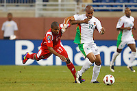 Panama vs Guadeloupe, June 7, 2011,