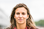 28 Simona De Silvestro (CHE)  Andretti Formula E - Donington Test 24th August 2015<br /> <br /> Photo:  - Richard Washbrooke Photography