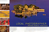 Portfolio in Out of Denver Magazine