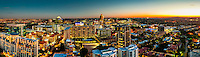 South Africa-Johannesburg-Cityscapes and Panoramas