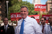 Candidates for NYC mayor 2013