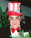 Roy dons an Uncle Sam hat for a special event.<br />