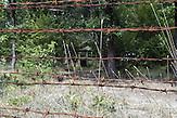 Überbleibsel der Grenzanlage an der ehemals südlichen Grenze des Warschauer Pakts an der bulgarisch-türkischen Grenze.