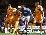 210811 Motherwell v Rangers