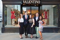 Event - Valentino / Carlos Souza Appearance 5/14/15