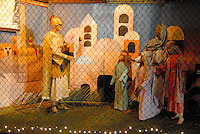 The Santa Monica Nativity Scene:Scene 4 Caesar's Decree - Mt. Olive Lutheran Church, on Tuesday, December 12, 2010..