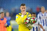 VOETBAL: HEERENVEEN: Abe Lenstra Stadion 01-08-2015, SC Heerenveen - Real Mallorca, uitslag 0-1, ©foto Martin de Jong