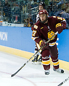 Mike Seidel (Duluth - 17) - The University of Minnesota-Duluth Bulldogs defeated the Union College Dutchmen 2-0 in their NCAA East Regional Semi-Final on Friday, March 25, 2011, at Webster Bank Arena at Harbor Yard in Bridgeport, Connecticut.