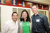 "23 May 2011:  Mater Dei Speaker Series featured Class of 1989 former ASB President Juan Zarate. He spoke on ""Crises and Opportunities: One Monarch's Journey through the World of National Security after 9/11"" at Mater Dei High School in Santa Ana, California.  Images are for personal use.  ©ShellyCastellano.com"
