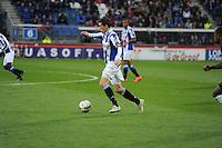 VOETBAL: HEERENVEEN: Abe Lenstra Stadion 04-04-2015, SC Heerenveen - Willem II, uitslag 1-1, ©foto Martin de Jong