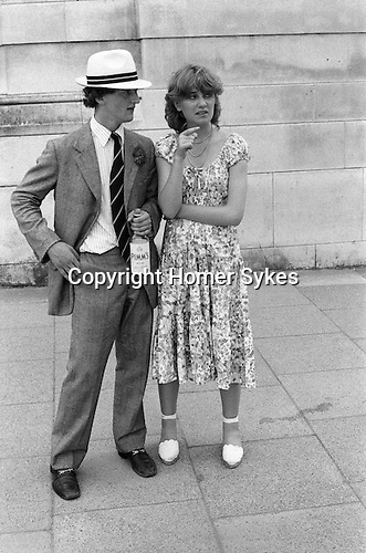 St Johns Wood, London. 1978 <br />