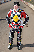 Ben Morley of Hackney Hawks - Hackney Hawks Speedway Press &amp; Practice Day at Arena Essex Raceway, Purfleet, Essex - 23/03/11 - MANDATORY CREDIT: Gavin Ellis/TGSPHOTO - Self billing applies where appropriate - Tel: 0845 094 6026