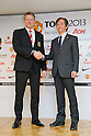 Yokohama F Marinos vs Manchester United - Press Event to Announce July 2013 Game