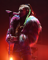 SUNRISE FL - APRIL 15: MisterWives In Concert at The BB&amp;T Center on April 15, 2017 in Sunrise, Florida. <br /> CAP/MPI04<br /> &copy;MPI04/Capital Pictures