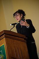 20110324 Lani Gauinier Speaks at Ira Allen