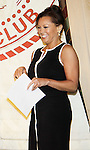 Vanessa Williams announced the nominations for the 64th Annual Outer Critics Circle nominees on April 22, 2014 at Manhattan's Friars Club, New York City, New York. (Photo by Sue Coflin/Max Photos)