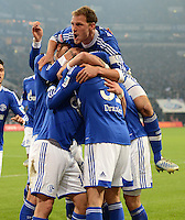 Fussball Bundesliga 2012/13: Schalke - Hannover
