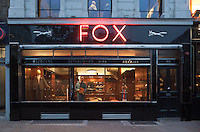Fox's Umbrella Shop, 118 London Wall